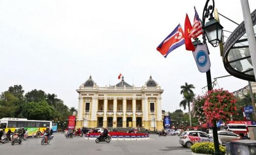 Để Hà Nội thành điểm đến sự kiện toàn cầu