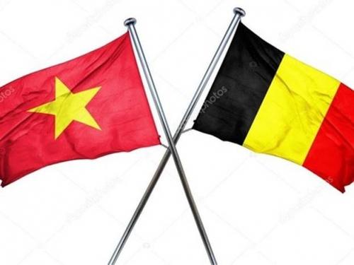 Đoàn Nghị sĩ Hữu nghị Bỉ thăm Việt Nam