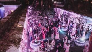 Bên trong bữa tiệc đầu tiên của cặp đôi tỷ phú Ấn Độ tại Phú Quốc