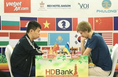 Giải Cờ vua Quốc tế HDBank 2019 - Ván 8: Wang Hao khẳng định đẳng cấp hạt giống số 1