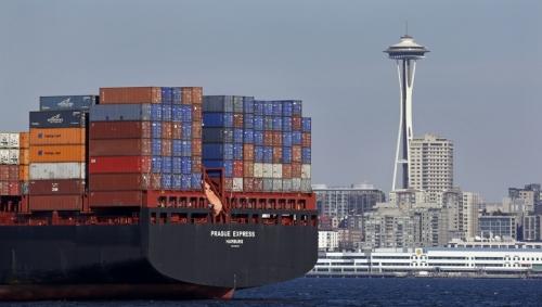 Thâm hụt thương mại của Mỹ đạt mức kỷ lục