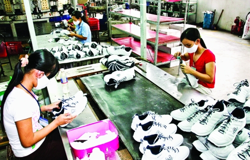 Da giày Việt chưa tận dụng hết cơ hội