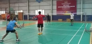 Gần 60 vận động viên tham gia hội thao giữa các đơn vị Agribank trên địa bàn Đà Nẵng
