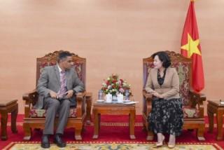 Mở rộng hơn nữa mối quan hệ đối tác giữa ADB và Việt Nam