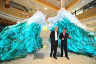 Phó Thủ tướng Singapore gặp gỡ cộng đồng doanh nghiệp và kiều bào Singapore ở Việt Nam