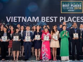 Vingroup tiếp tục chiếm ưu thế trong top 100 nơi làm việc tốt nhất Việt Nam