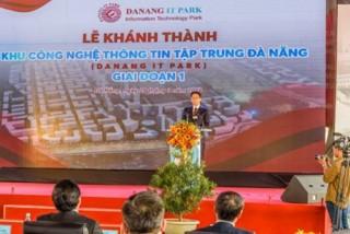 Khánh thành Danang IT Park - khu công nghệ thông tin lớn nhất nước