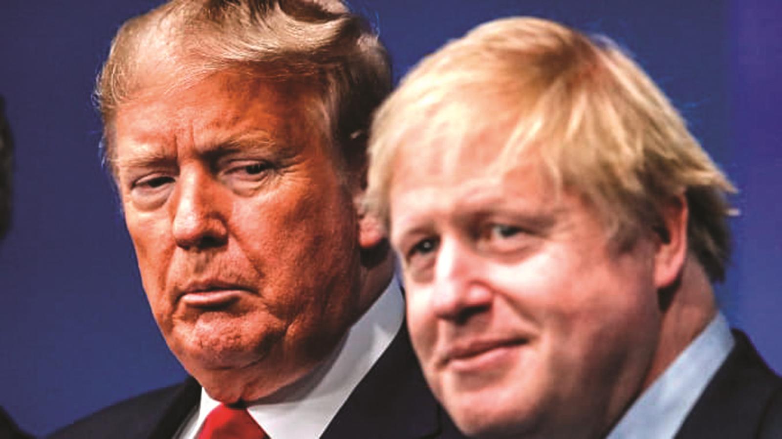 Liệu có thỏa thuận thương mại toàn diện Mỹ - Anh?
