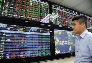 VN-Index chịu áp lực bán lớn