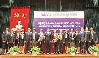 BIDV nỗ lực, linh hoạt trong thực hiện mục tiêu 2020