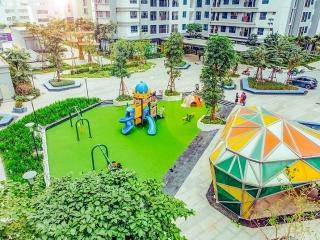 TNR Goldmark City - xu hướng sống xanh của gia đình hiện đại