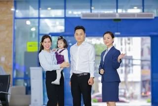 """""""Gia đình tôi yêu"""" – Gói sản phẩm ưu việt của MB"""