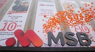 MSB hoàn thành 3 trụ cột của Basel II