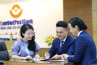 Vốn điều lệ LienVietPostBank tăng gần gấp 3 lần kể từ khi thành lập