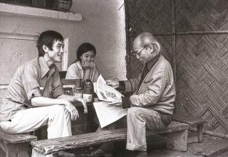 """Nhiếp ảnh gia Hà Tường: Làm bạn với """"Những người muôn năm cũ"""""""