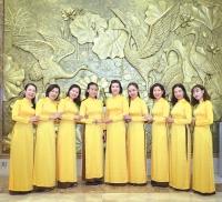 Công đoàn Ngân hàng Việt Nam: Phát động tuần lễ áo dài Việt Nam 2021