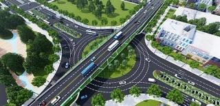 Nút giao phía Tây cầu Trần Thị Lý: Nếu không đảm bảo tiến độ sẽ xử lý theo luật định