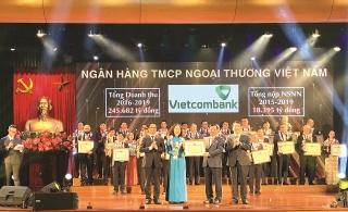 Vietcombank:Khẳng định vị thế ngân hàng số 1 Việt Nam