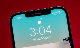 Phone 12 lên sóng 5G tại Việt Nam
