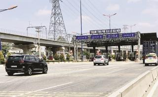 Thu phí tại xa lộ Hà Nội phải có sự đồng thuận
