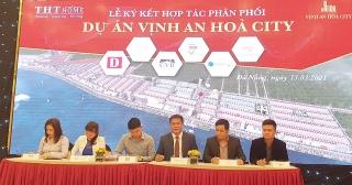 THT HOME đẩy mạnh phân phối dự án Vịnh An Hòa City