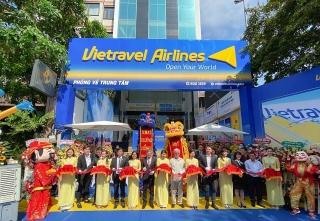 Vietravel Airlines khai trương hệ thống phòng vé chính hãng trên toàn quốc