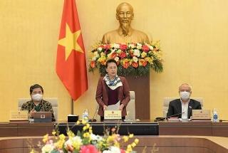 Ủy ban Thường vụ Quốc hội: Một nhiệm kỳ thành công và hoàn thành xuất sắc nhiệm vụ
