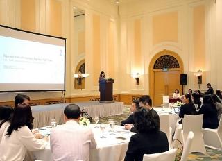 ICAEW tổ chức Hội thảo đảm bảo chất lượng chương trình đào tạo ngành kế toán