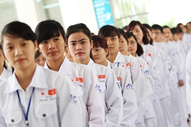 chinh phu khoanh no cho xuat khau lao dong