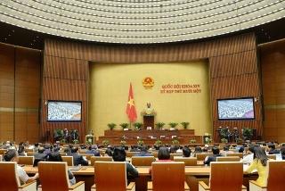 Quốc hội nghe thẩm tra Báo cáo tổng kết công tác của Chính phủ nhiệm kỳ 2016 - 2021
