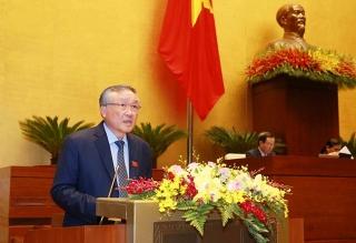 Công tác tòa án nhiệm kỳ Quốc hội khóa XIV đạt nhiều kết quả tích cực