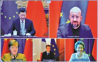 Thỏa thuận đầu tư Trung Quốc – EU sẽ đi về đâu?