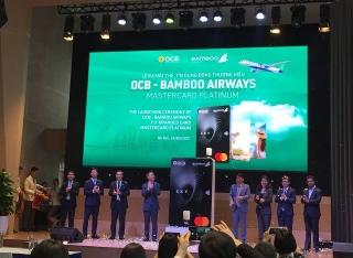 Thẻ tín dụng đồng thương hiệu OCB - Bamboo Airways:Hội tụ quyền năng vượt trội, đẳng cấp