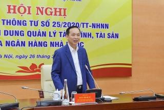 Triển khai tăng cường công tác quản lý hệ thống kế toán tại NHNN