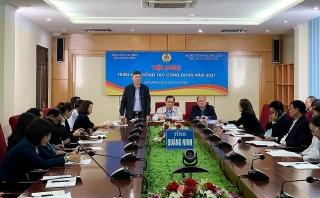 Công đoàn Ngân hàng Quảng Ninh triển khai công tác năm 2021