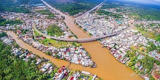 Bất động sản Đồng bằng sông Cửu Long có nhiều điểm sáng