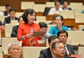 Đại biểu Quốc hội ấn tượng với Chính phủ kiến tạo, phát triển