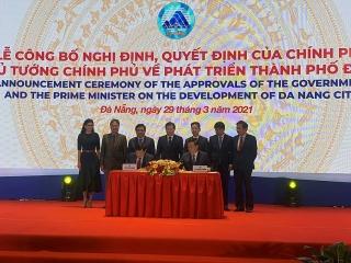 Xây dựng Đà Nẵng thành trung tâm tài chính khu vực