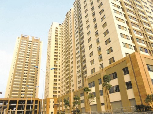Cầu bất động sản gia tăng trở lại