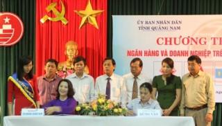 Ngân hàng Quảng Nam: Tăng cường kết nối với doanh nghiệp