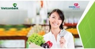Khuyến mãi ngập tràn cùng Thẻ đồng thương hiệu Co.opmart - Vietcombank