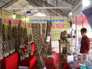 Ninh Thuận: Hơn 150 doanh nghiệp tham gia hội chợ triển lãm