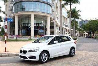 BMWSeries2 ActiveTourer hoàn toàn mới