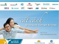 Cất cánh dễ dàng với Vietnam Airlines bằng thẻ nội địa