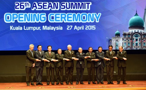 Khai mạc Hội nghị Cấp cao ASEAN lần thứ 26