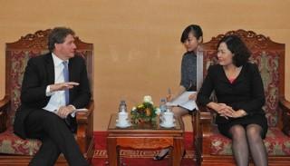 Euromoney mong muốn mở rộng hoạt động và tăng cường hợp tác tại Việt Nam