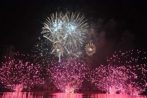 Đại tiệc ánh sáng trên sông Hàn