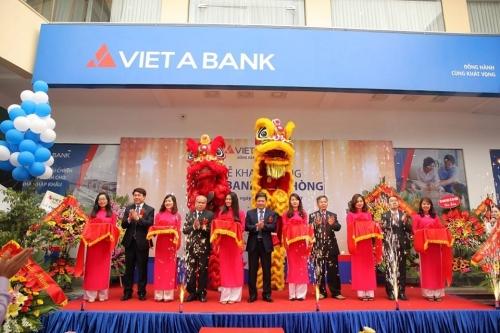 VietABank khai trương địa điểm mới Chi nhánh Hải Phòng