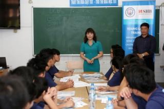 SHB và MCFC tổ chức thành công Chương trình đào tạo nhà lãnh đạo trẻ Việt Nam