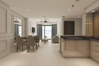 Sắp bàn giao, Luxury Apartment Đà Nẵng chiết khấu khủng